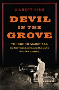 Devil in the Grove cover