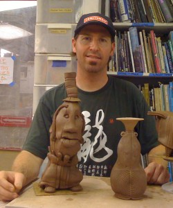 rob at the hand workshop2