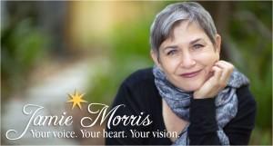 Jamie Morris Voice Heart Vision