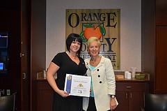 Kendra Davies Jefferson Award