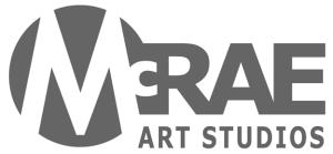 McRae Art Studios Logo