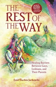 The Rest of the Way book cover