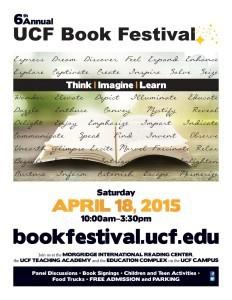 UCF Book Festival