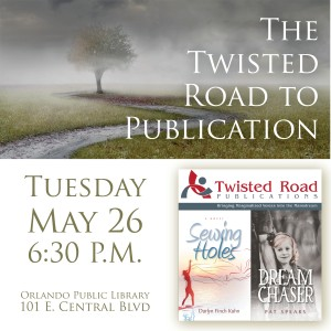 Twisted Road to publication square