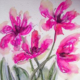 lezlie flowers