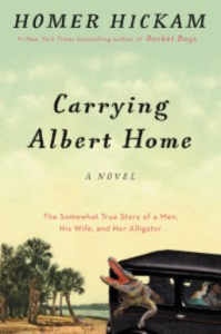 Carrying Albert Home cover