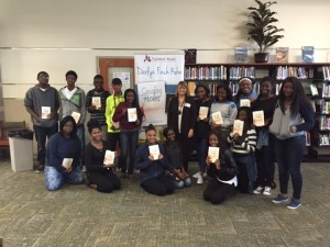 Evans High School Book Club
