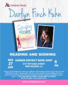 Garden District Bookshop - New Orleans 8.5 x 11