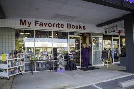 My Favortie Books storefront