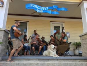 Porchfest 2016